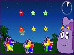 Dora The Explorer – Star Catching