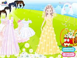 Dream-like Wedding
