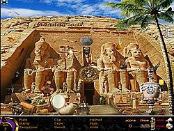 Egypt Hidden Objects