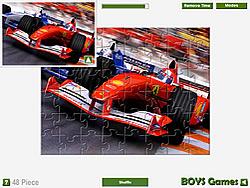 Formula 1 Puzzle