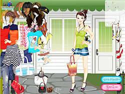 Funky Girl Fashion