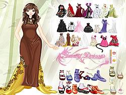 lGirls Fancy Dresses