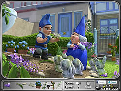 Gnomeo and Juliet – Hidden Objects