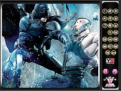 Hidden Numbers-Dark Knight Rises