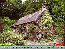 Hidden Numbers Rock House