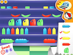 Higglytown: Grocery a fun game Go Go