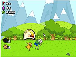 Adventure Time – Jumping Finn