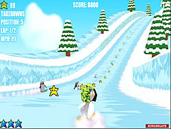 Ice Run – RumbleSushi 3D