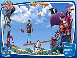 Lazy Town – The Pirate Adventure