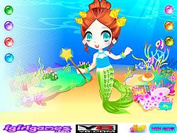 Little Mermaid Princess