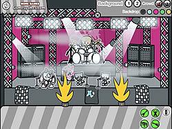 Make a fun game Scene: Rock Tour