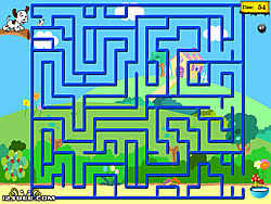 Maze fun game – fun game Play 15