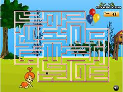 Maze fun game – fun game Play 25