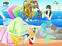 Mermaid 2 Dress Up