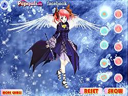 Music Angel Dress Up