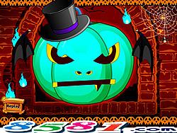 Mystery Halloween Pumpkin Lantern