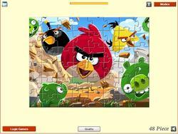 Angry Birds – Jigsaw