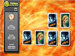 Naruto Memory Match
