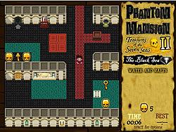 Phantom Mansion 2 – Treasures of the Seven Seas