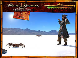 Pirates Of The Caribbean Whack a fun game Crab