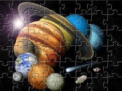 Planets Jigsaw