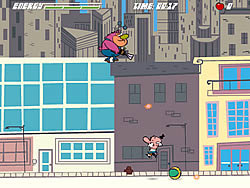 Powerpuff Girls: Meat the Mayor