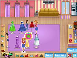 Prom Shop