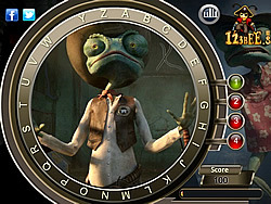 Rango – Find the Alphabets