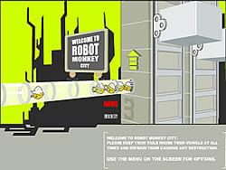 Robot Monkey City