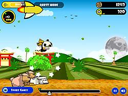 Rocket Panda : Flying Cookie Quest