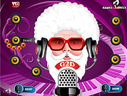 Santa DJ Makeover