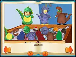 Save a fun game Baby Dinosaur