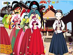 Asian Dress Up