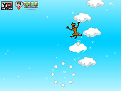 Scooby Doo Jumping Clouds