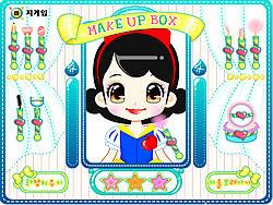 Snow White Make up