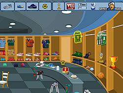 Soccer Dressing Room