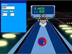 Sonic the Hedgehog – SonicX Bowling