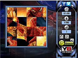 Spiderman – Puzzle Fun
