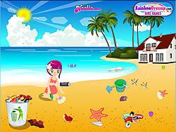 Summer Beach Clean-Up