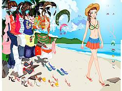 Thailand Beach Dress up