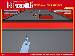 The Incredibles – Thin Ice