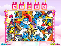 The Smurfs Mix-Up