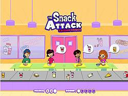 The Snack Attack – Calcium Crunch