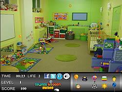 Baby Room Hidden Objects