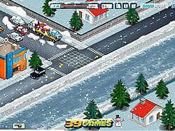 Traffic Policeman – Winter Edition