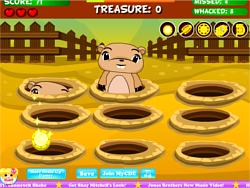 Whack a fun game Mole – Search For the Stolen Treasure