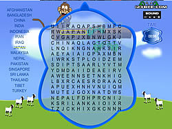 Word Search Gameplay 1 – Asia