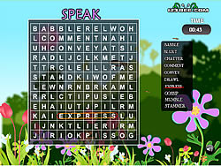 Word Search Gameplay – 51