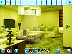 Wow Office Lounge Escape