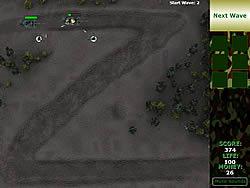 WWII Defense Invasion